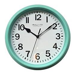 Mainstays 8.75 Basic Clock, Mint