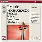 Favorite Violin Concertos