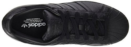 Femme Baskets Black White Basses core Noir core Black footwear Superstar Adidas tw4Oqx