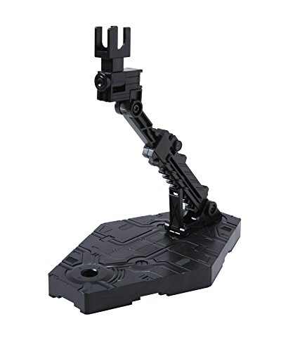 Bandai Hobby Black Action Base2 Display Stand -