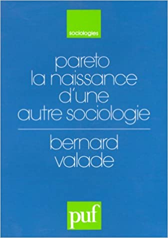 Téléchargement Pareto, la naissance d'une autre sociologie pdf, epub ebook