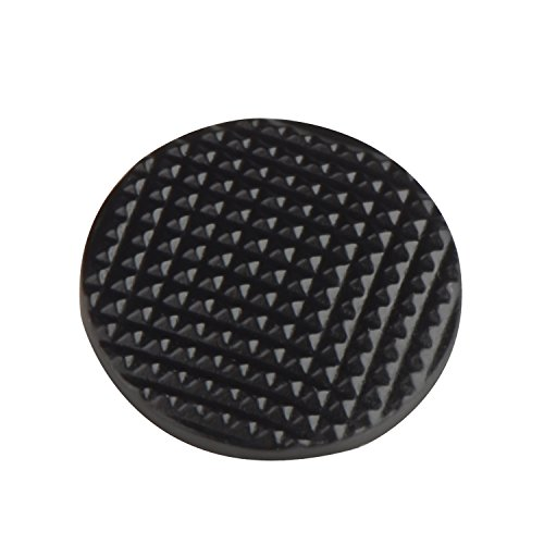 Insten 3 x Black Analog Joy Stick Joystick Cap Cover Button Compatible With Sony PSP 1000 1001