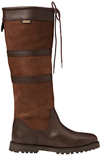 Cabotswood Women's Gatcombe Boots Brown (Oak/Bison) uANq01OT2