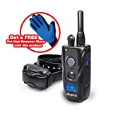 Dogtra Extreme Consumer Products Remote Shock Collar - 280C Collar - Includes Soft Silicone Pet Grooming Glove