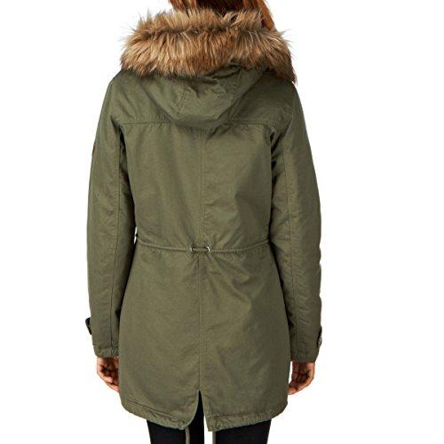 Roxy Igloo Jacket - Recruit Olive