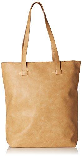 Esprit Accessoires 078ea1o003 - Shoppers y bolsos de hombro Mujer Marrón (Caramel)