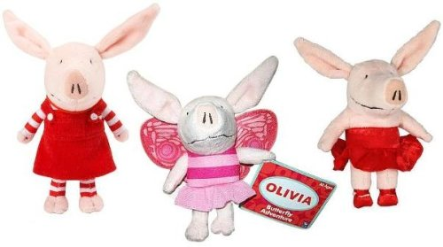 Olivia the PIG 5