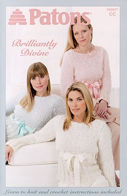 Patons Crochet Patterns - Brilliantly Devine -Knitting and Crochet Patterns for Ladies' Fashions - Patons