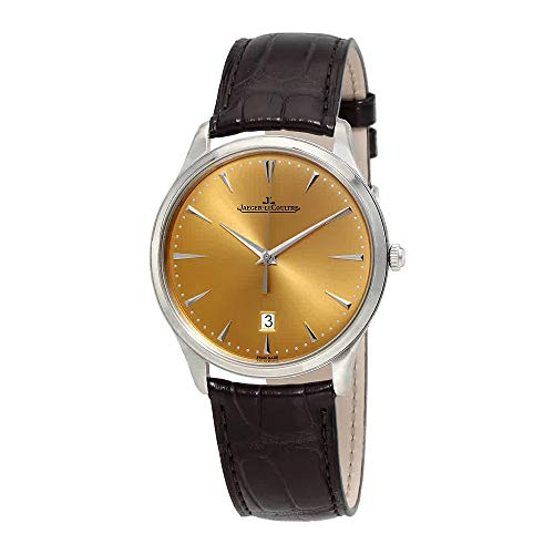 Jaeger LeCoultre Master Ultra-Thin Automatic Mens Watch Q1288430 (Jaeger Lecoultre Master Ultra Thin Perpetual Calendar Price)