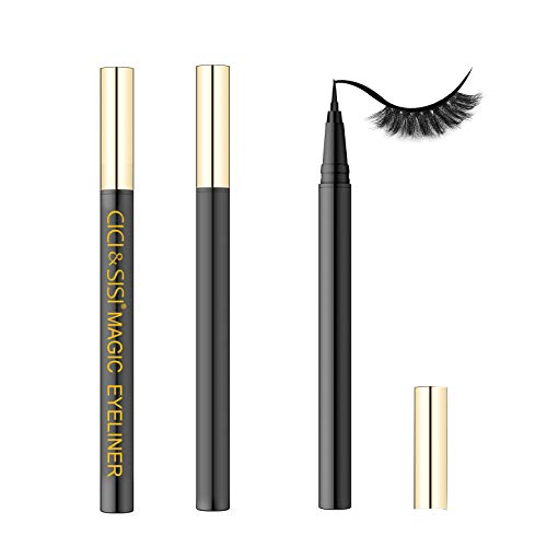 Waterproof Self-Adhesive Liquid Eyeliner Pen