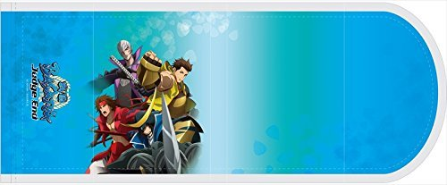 Sengoku BASARA Judge End paperback cover four warlords