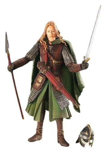 Lord of the Rings Return of the King Action Figure Eowyn in Armor