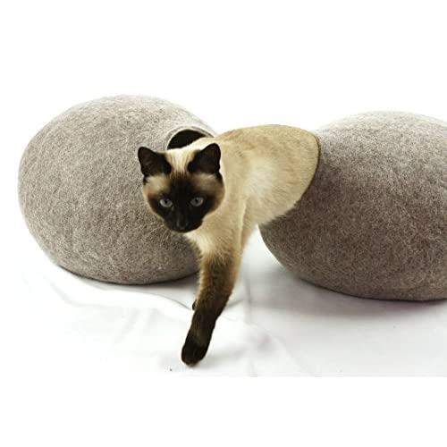 30%OFF Cat Bed, House, Cave, Nap Cocoon, Igloo, 100