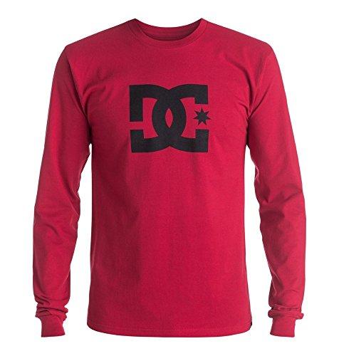 dc-mens-star-long-sleeve-tee-shirt-chili-pepper-medium