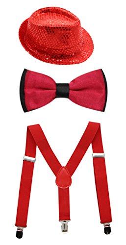 next red dress black bow - 3