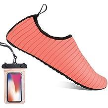 Bopika Barefoot Shoes Water Sports Shoes Quick-Dry Aqua Yoga Socks Women Men Kids