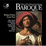 History of Baroque Music: Secular