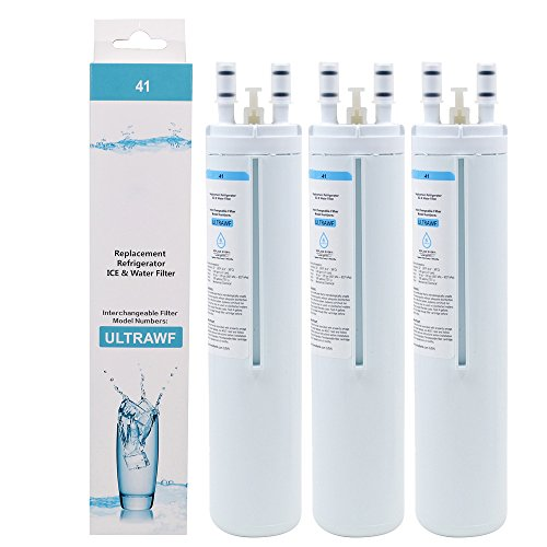 Pack of 3 Compatible Refrigerator Water Filter for ULTRAWF KENNMORE-469999, 242017800,242017801, PS2364646, A0094E28261