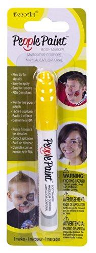 DecoArt PPM05 K People Paint Yellow