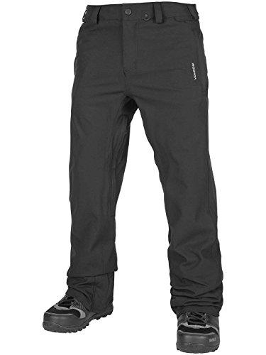 Freakin G1351912 Pantaloni Chino Uomo Nero Volcom Da Uomo Snowboard qaSwF8qPxd