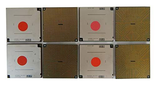 IBM Lot-8 Power9 CPU for Gold Recovery GLDP9-L8 Scrap/Gold Recovery AS-is