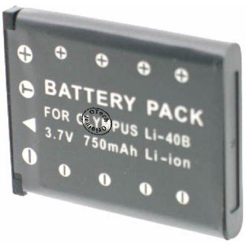 Otech Battery for Olympus Stylus 750