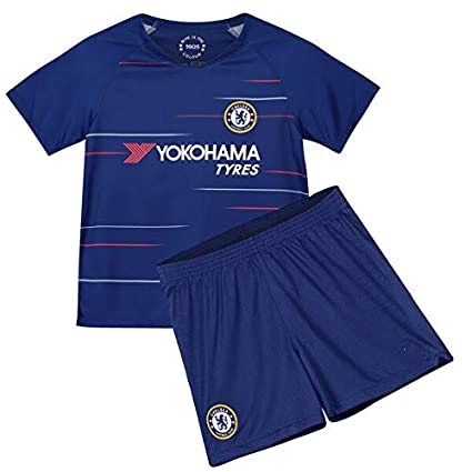 separation shoes 2c919 eb33b aaDDa Sportswear Non Branded Chelsea Home Jersey 18/19 with Shorts