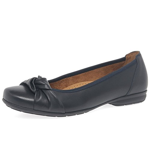 Casual Ashlene Womens 9 Gabor Shoes Navy qEZdww5