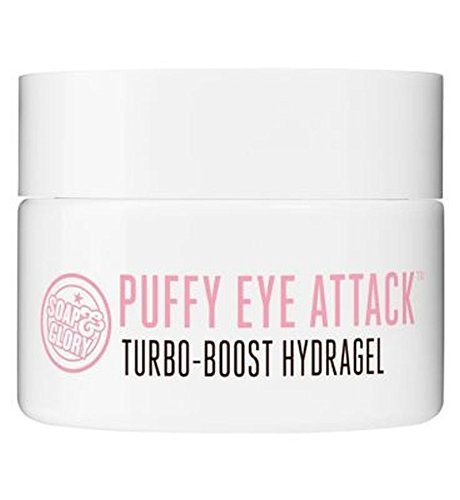 Soap & Glory™ Puffy Eye Attack™ Turbo-Boost Hydragel 14Ml - Pack of 2