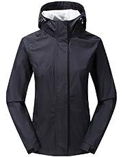 Diamond Candy Waterproof Jackets Women Rain Coat-Lightweight