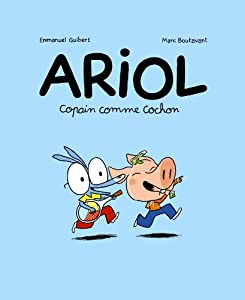 """Afficher """"Ariol n° 3 Copain comme cochon"""""""
