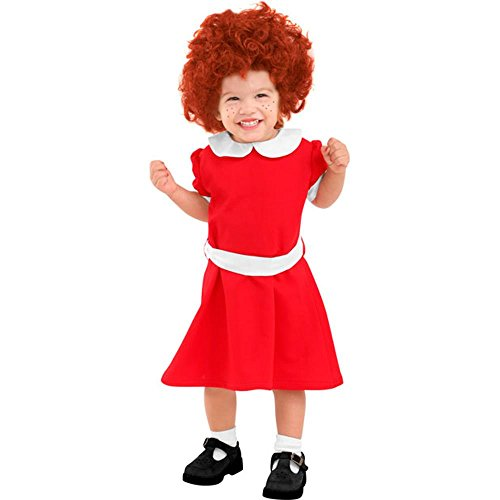 Toddler Little Orphan Costume (Size:2-4t)]()