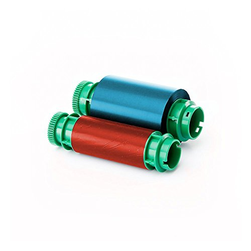Pointman N10 & N20 Full-Color (YMCKO) Printer Ribbon - 900-66200510-140-200 - Color Impact Full Printers