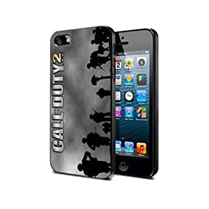 Case Cover Silicone Iphone 4 4s Call of Duty 2 Cod201 Classic Game Protection Design
