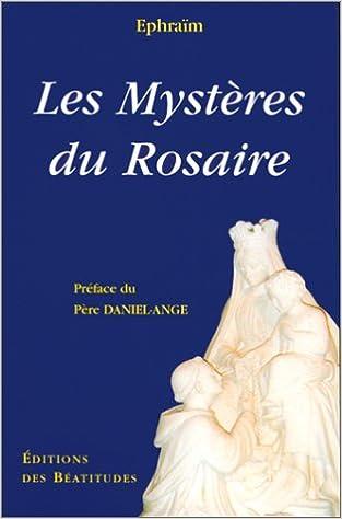 Lire un Les mystères du rosaire pdf