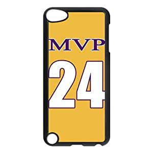 meilz aiaiNBA MVP NO.24 Jersey Golden Hard Case Cover for Ipod Touch 5meilz aiai