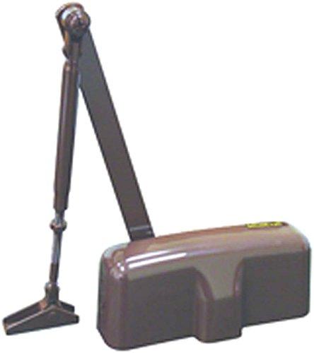 MINTCRAFT C101-BH-SA-BR Door Closer Residential (Brown)