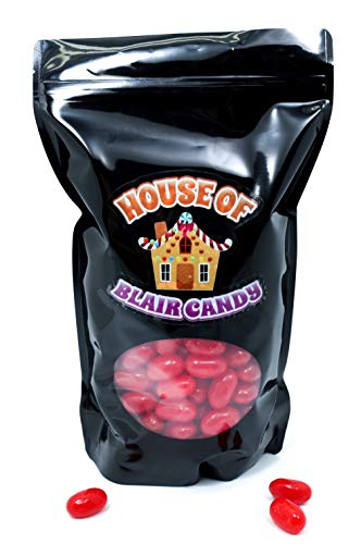 Retro Jumbo Cinnamon Jelly Beans - 3 Pound Bulk Candy Bag - Comes in a Sealed / Resealable - Jelly Jumbo