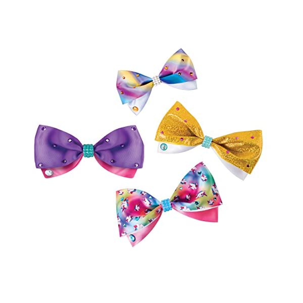 Cool Maker - JoJo Siwa Bow Maker with Rainbow and Unicorn Patterns, for Ages 6 and Up 7