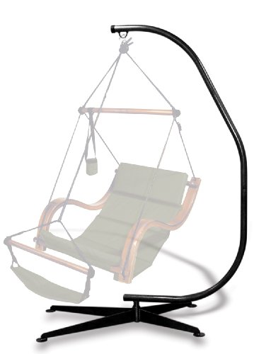Hammaka Suelo Stand - Hanging Chair Stand In Black