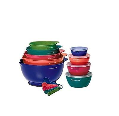 KitchenAid Mixing and Prep Bowls, 18-Piece Set