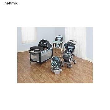 Amazon.com: carriola de bebé asiento de coche acitivty ...