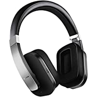 EONFINE Active Noise Cancelling Headphones Wireless Bluetooth Over-Ear APT-X Headsets Foldable Headhphones Built-in Mic for iPhone,iPad,Android smartphones,Computers