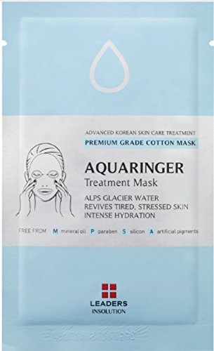[Leaders Insolution] Aquaringer Treatment Mask | Single Mask