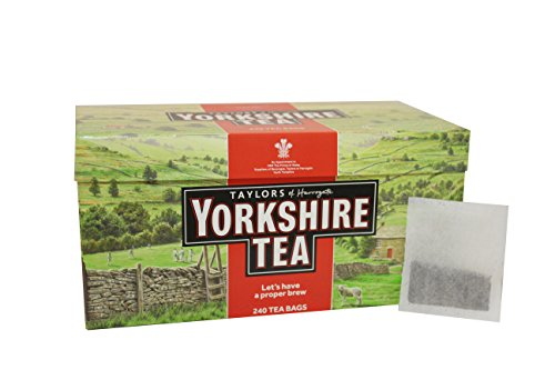- Taylors of Harrogate Yorkshire Red, 240 Teabags