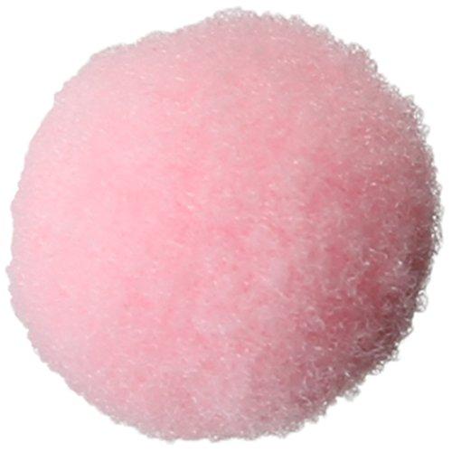1/2 inch Pink Pom Poms