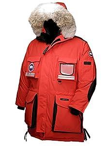 Canada Goose' Heli Arctic Parka Red Men