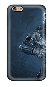 Case Cover Halo 4 Master Chief/ Fashionable Case For Iphone 6