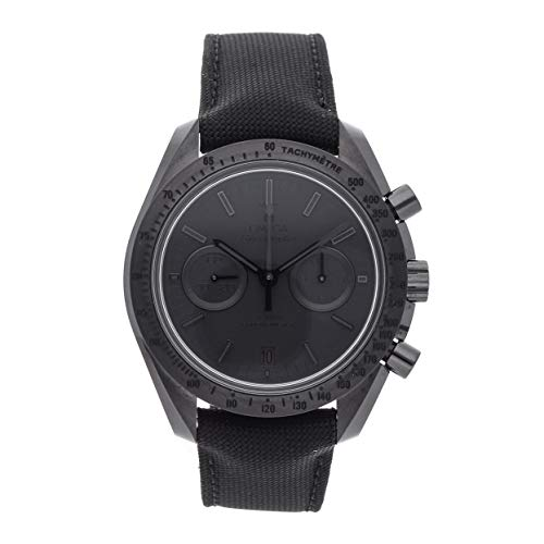 Omega Speedmaster Mechanical (Automatic) Black Dial Mens Watch 311.92.44.51.01.005 (Certified ()