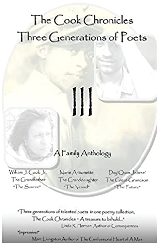 The Cook Chronicles Three Generations of Poets - Livros na